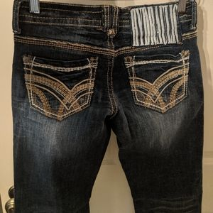 NWT Hydraulic Boot Jeans Size 1/2